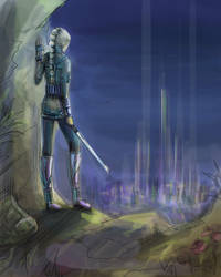 Head hunter by msFiBi
