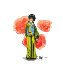 Toph by msFiBi
