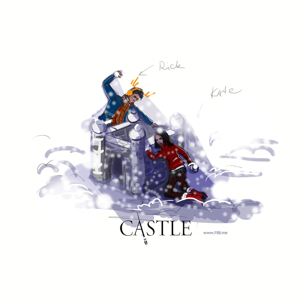 Castle by msFiBi