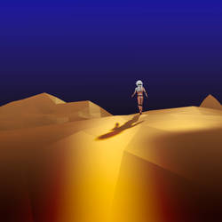 Mark Watney is going home by msFiBi