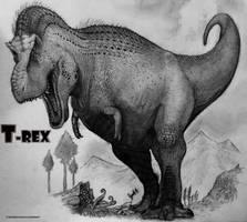 Rex by TheGreatestLoverArt