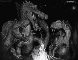 The Isle Gods by TheGreatestLoverArt