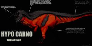 The Isle: Hypo Carno Info by TheGreatestLoverArt