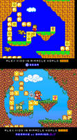 Alex Kidd remake by MarinaNT