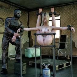 Mandys Interrogation by Draftsman01