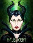 Maleficent by Olooriel