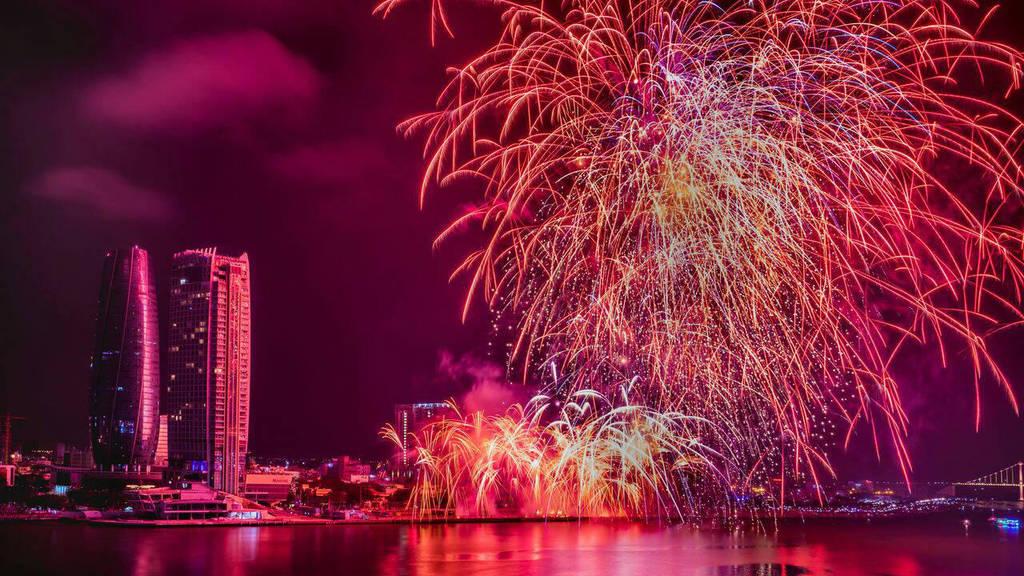 Da Nang Fireworks Festival 2017 by phuongdonghylnct