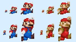 Happy 30th Anniversary Mario by IceLucario20xx