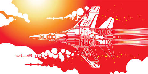 Flanker - Rising by mosquito77