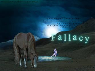 Fallacy.. Like rain clouds do by Flightless4-ever