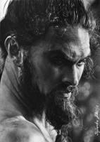 Khal Drogo by Podzadpinator