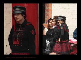 Gothic Lolita Fashion Show by Kiara-Valentine