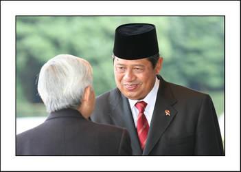 Susilo Bambang Yudhoyono by kucingitem