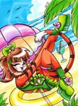 [COM] Lola Beach time by Imaranx