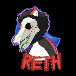 Reth by MizuGreyWolf