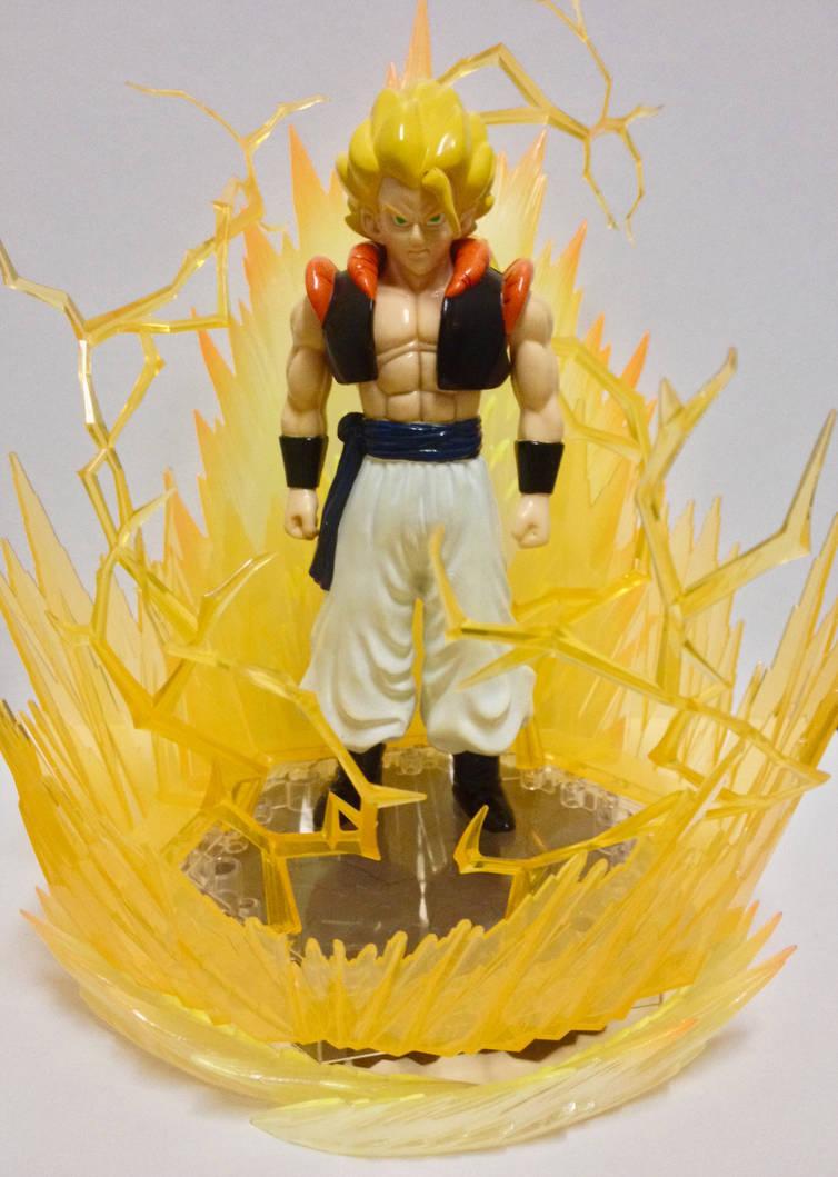 Super Battle Collection SSJ Gogeta by Johnny-E