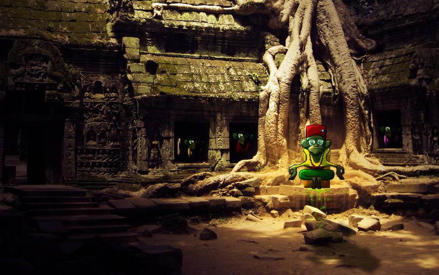 Monkey Sanctuary by ShiftyJ