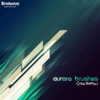 Aurora Brushes by ShiftyJ
