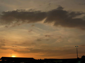 June 5th Evening Sky by Michies-Photographyy