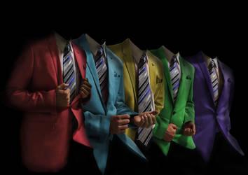 Suits by xXLOLDAXx