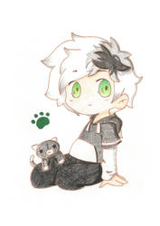 Leo by DarkShuubi