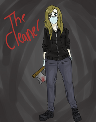 The Cleaner by nightmare43yume