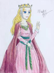 Eleanor of Aquitaine by sallyxwang