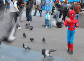 Superhero by cyro-prime
