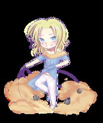 Commission: Yuriihime by Chocoholicaddiction