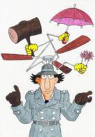 Inspector Gadget 2 by PolarStar