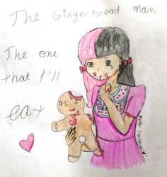 Melanie's Gingerbread Man by MollysMiniStuffVPG