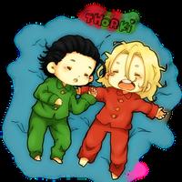 THORKI: sleeping by invaderk8