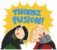 THORKI FUSION by invaderk8