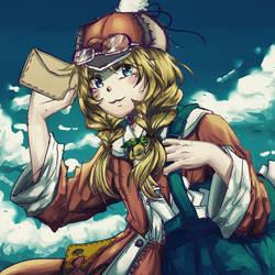 RFF - Miss Mailman by utochwan