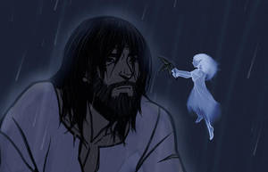 Kaladin and Syl by ex-m