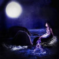 Sea maiden by deaverrett