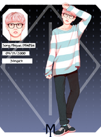 YM | Song Minjae by mai-koh