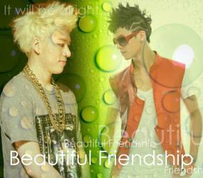 Beautiful Friendship by Namikaze-Sadako