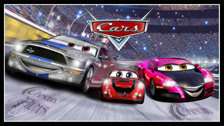 Cars Family 2 by Grincha