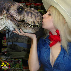 I love you Rexy by Grincha