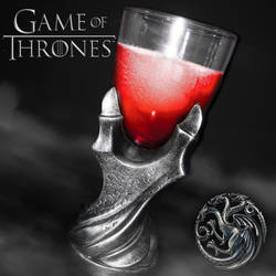 Game of Thrones - House Targaryen Cup by Grincha