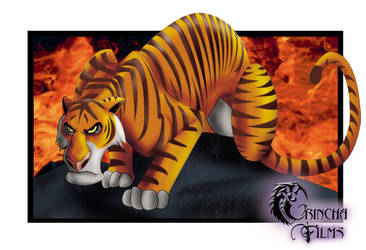 Disney Villains: Shere Khan by Grincha