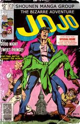 Jojo's: Supergirl/Jean Grey death homage by Nikunja
