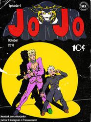Jojo's Black Sabbath by Nikunja