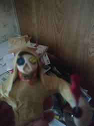 Jeff Keaton figure by CashLannister