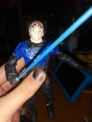 Anakin Skywalker figure by CashLannister