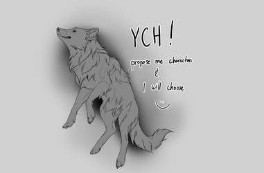 YCH (DONE!) by lauraacan
