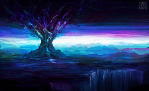 The World Tree by Nocluse
