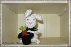 Stupendous Stan the Magician Bunny by NekoMarik