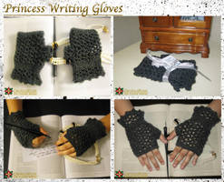 Elegant Writing Gloves by NekoMarik